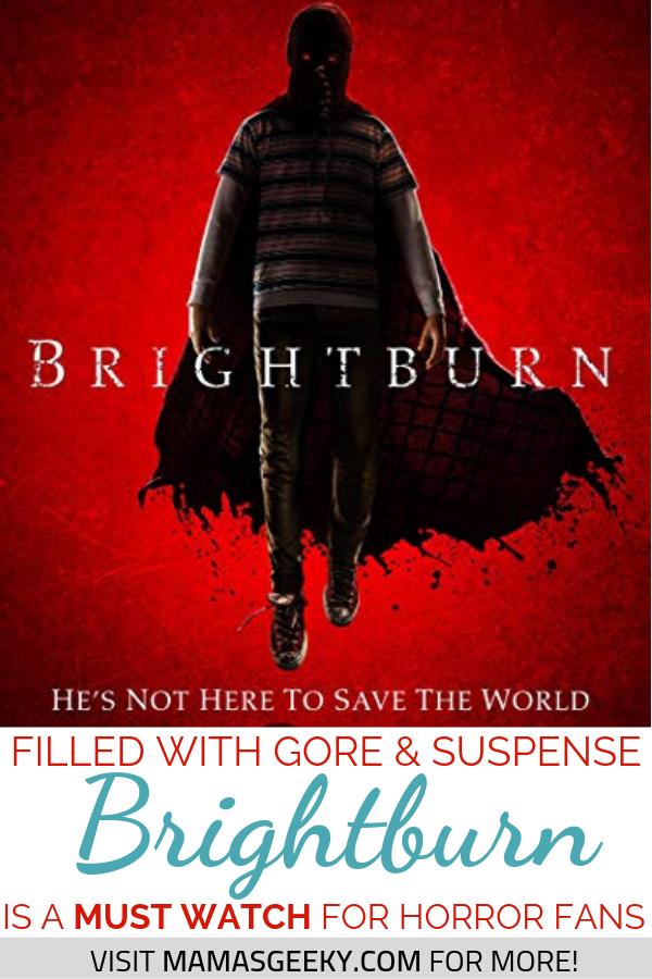 Brightburn horror movie review