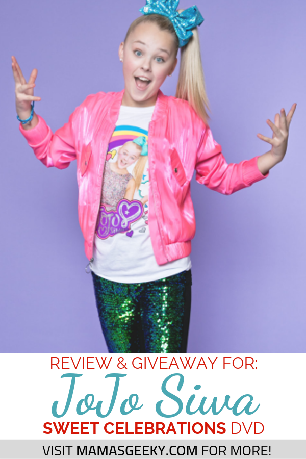 jojo siwa sweet celebrations review