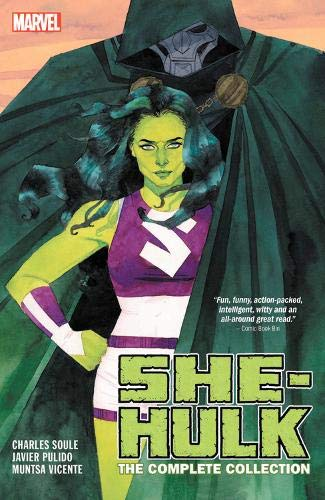 she-hulk complete collection 2