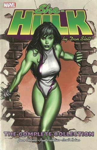 she-hulk complete collection