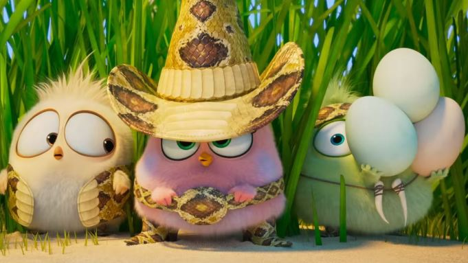 angry birds 2 hatchlings