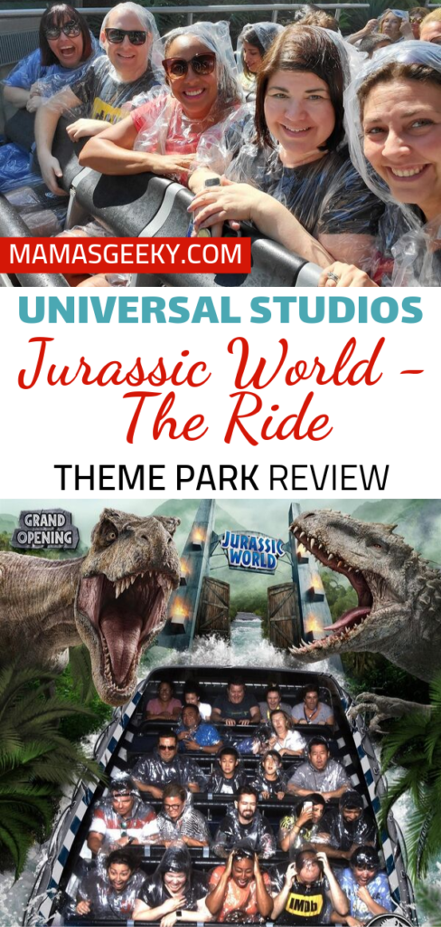 Jurassic World The Ride Review