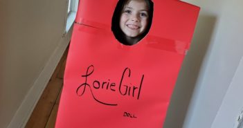Lorie Doll Boxtume Costume