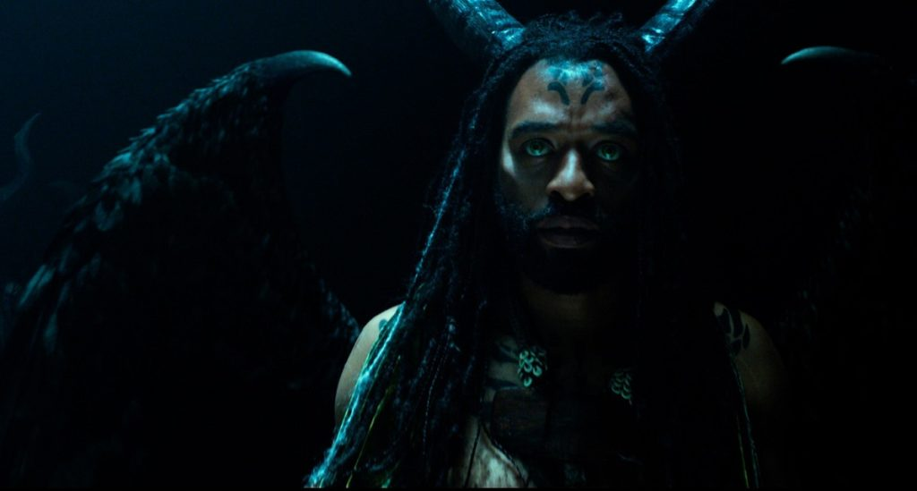 Chiwetel Ejiofor is Connal