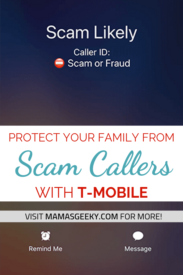 spam callers t-mobile