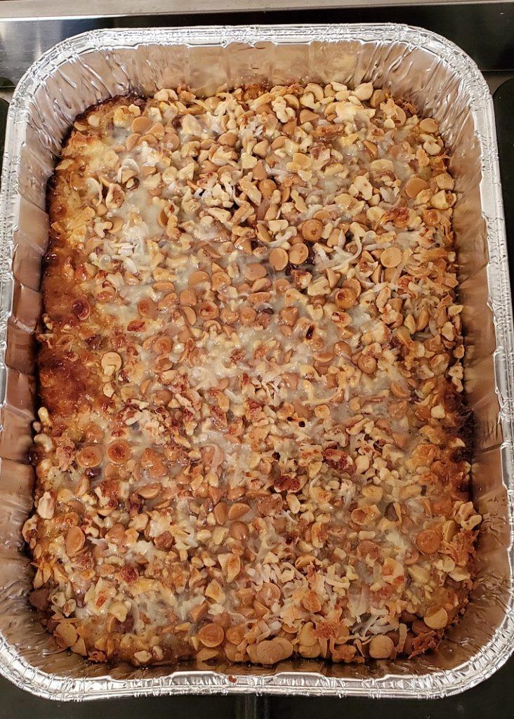 7 layer bar dessert recipe