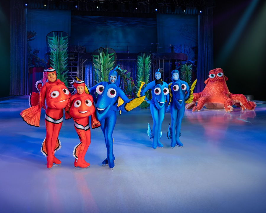 Finding Dory Disney on Ice