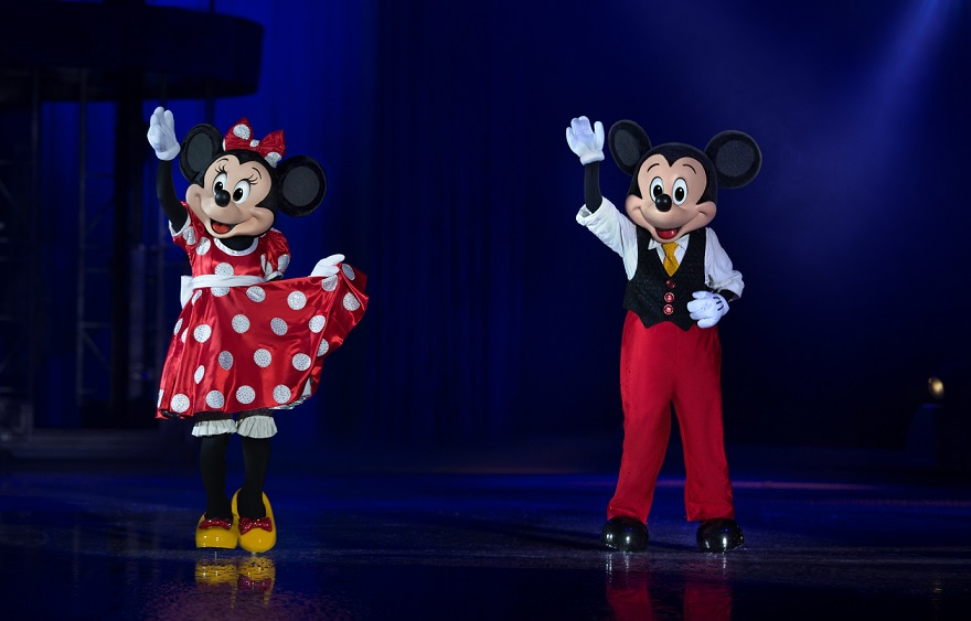 minnie mickey disney on ice