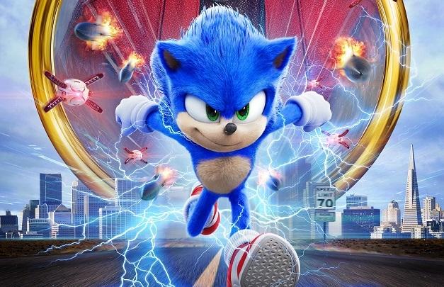 Sonic redesigned