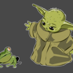15+ Absolutely Adorable Baby Yoda T-Shirts You Need