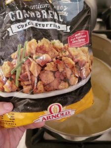 cornbread stuffing recipe