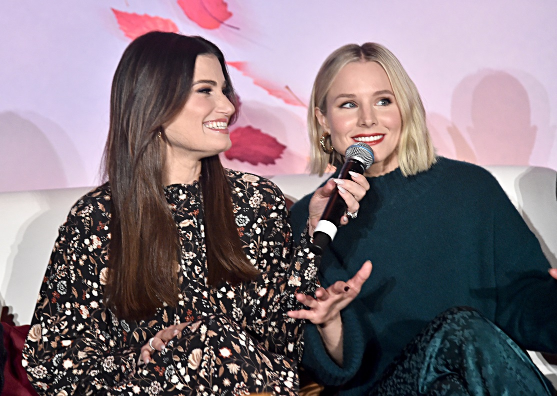 Kristen Bell Says We Don't Give Kids Enough Credit To Digest Frozen 2