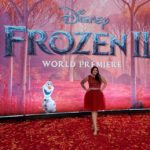 Magic And Wonder: My Frozen 2 Red Carpet Premiere Experience