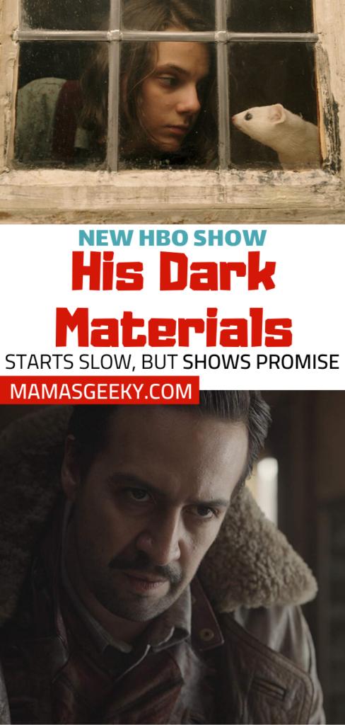 his dark materials review