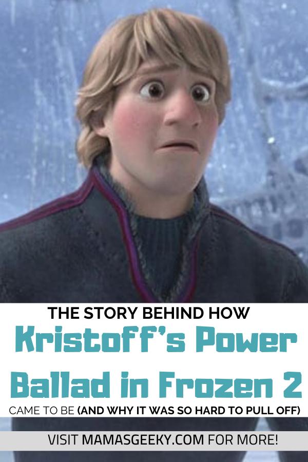 kristoffs power ballad