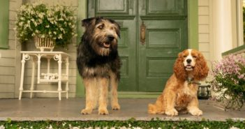 lady and the tramp disney+