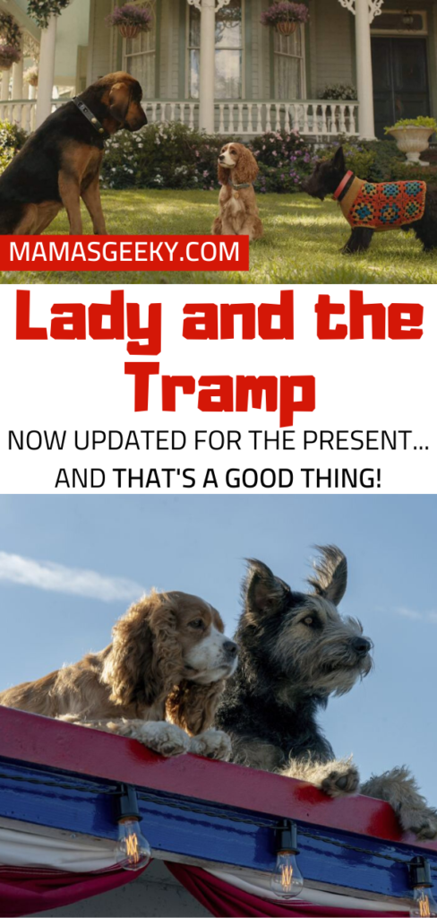 Disney Lady And The Tramp Review Updated For The Present World