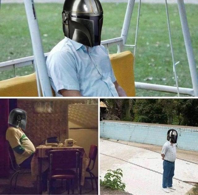 the mandalorian memes