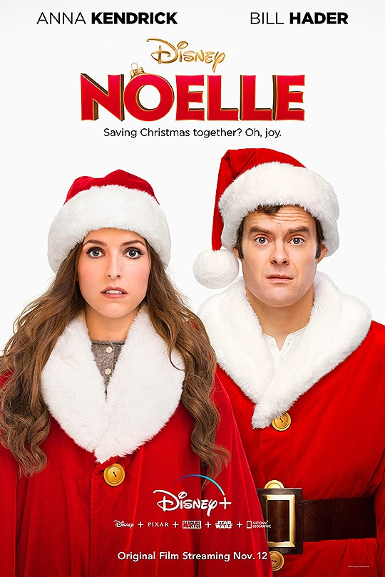 noelle disney plus christmas movie