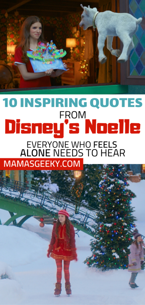 disney's noelle quotes