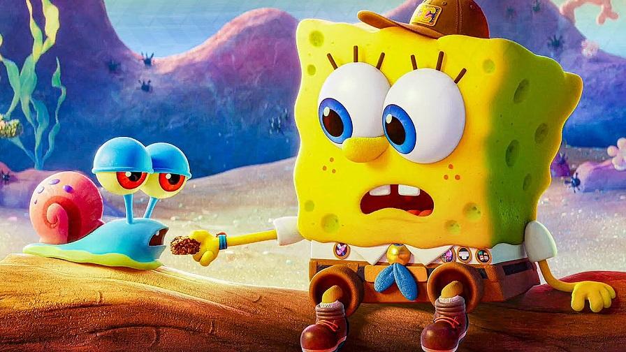 spongebob movie sponge on the run trailer