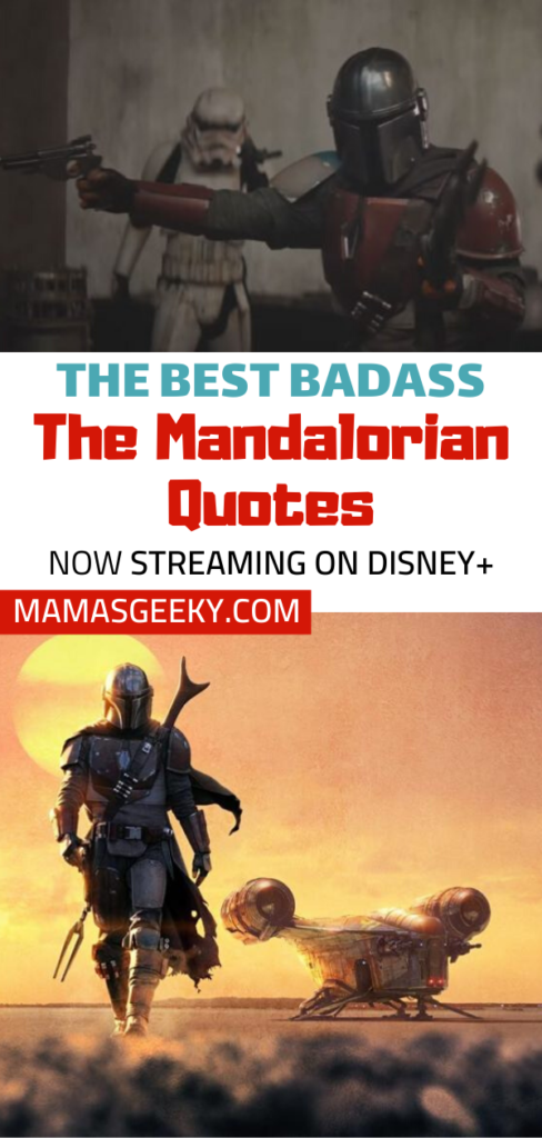 the mandalorian quotes