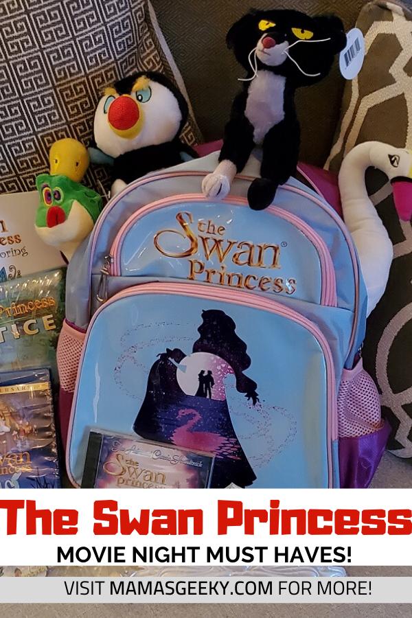 swan princess movie night