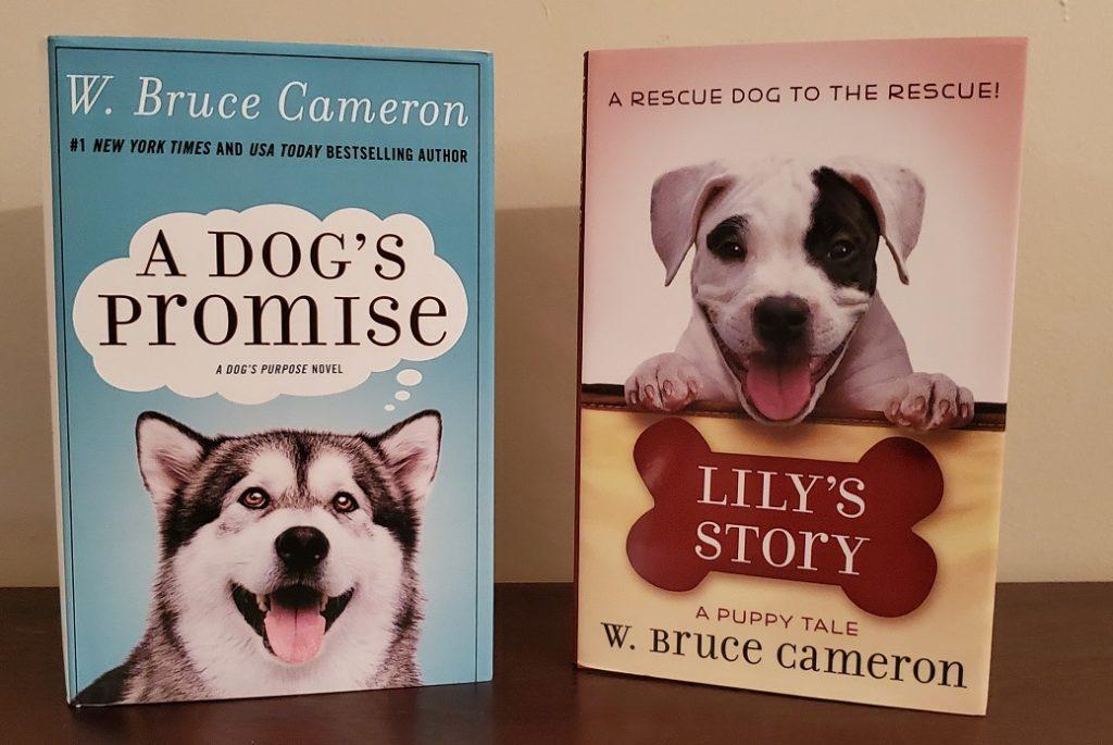 w bruce cameron books