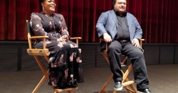 yvette nicole brown lady and the tramp interview