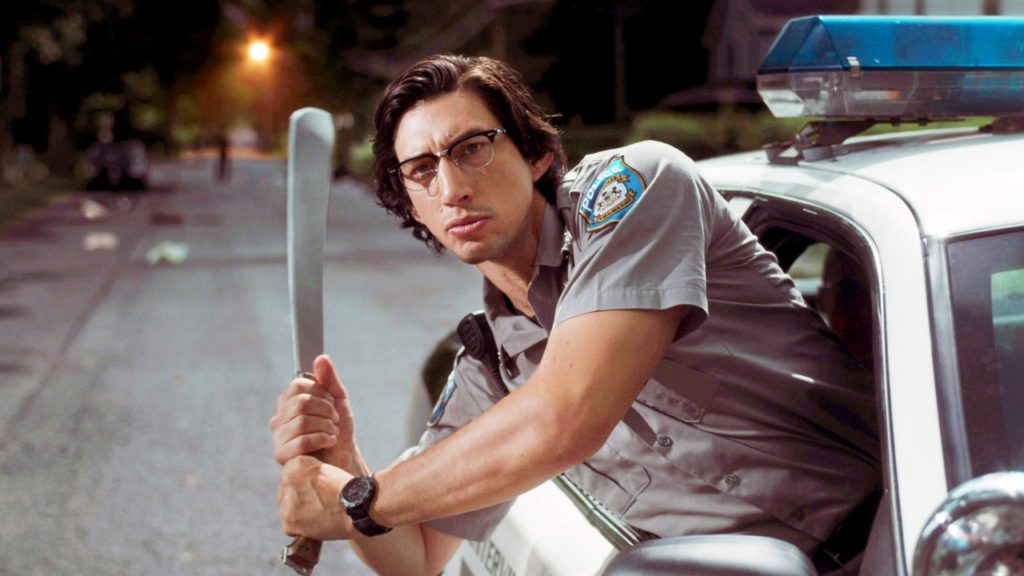 Adam Driver the Dead Dont Dit