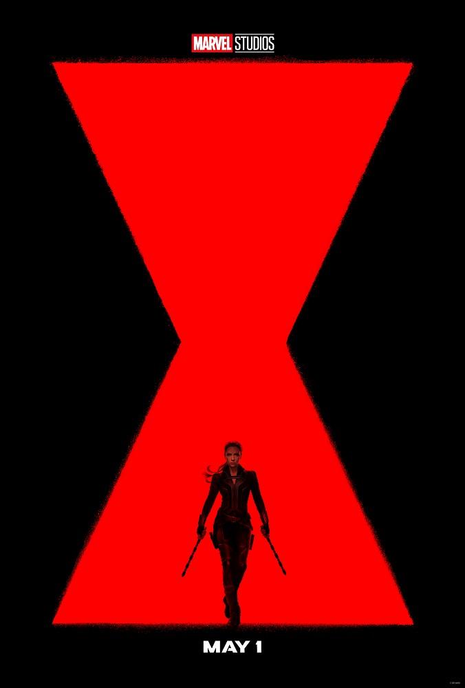 BLACK WIDOW TEASER poster