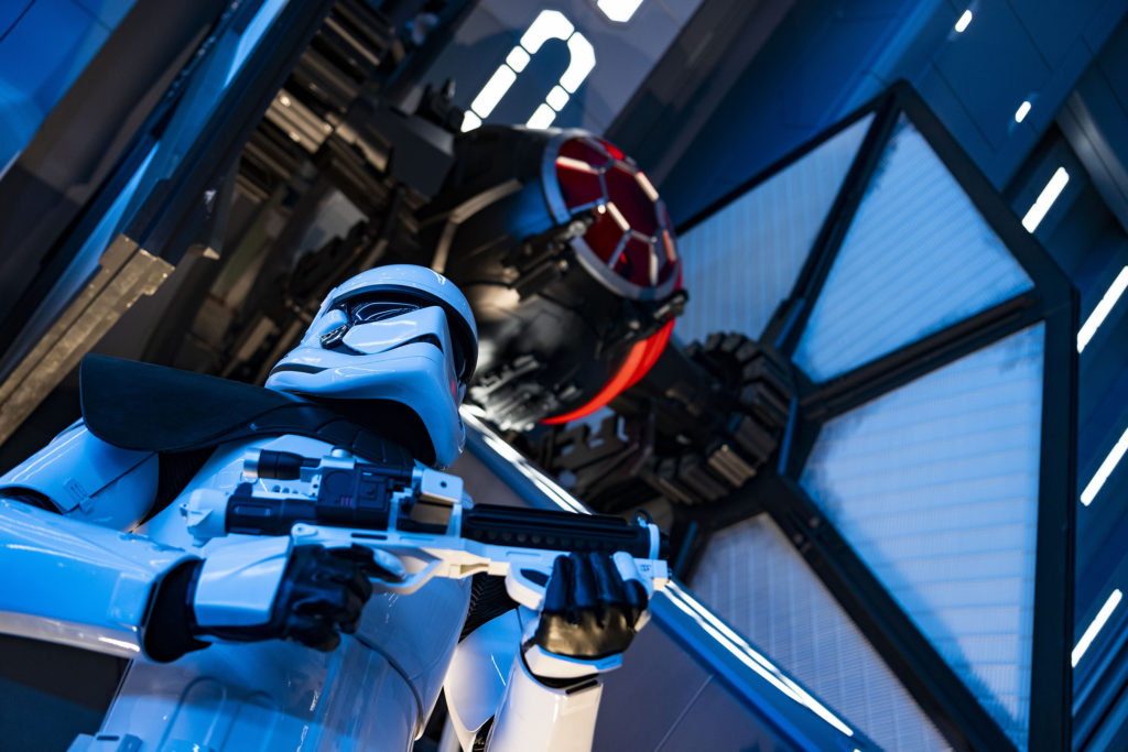 Rise of the Resistance Star Wars Galaxy's Edge