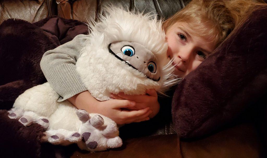 abominable plush