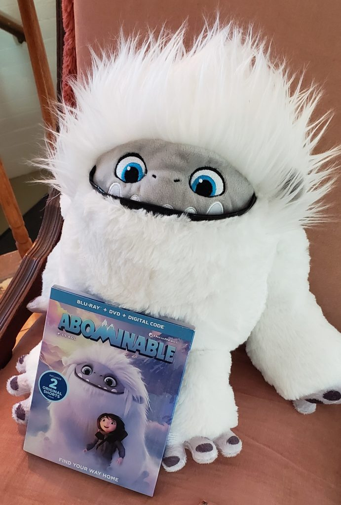 abominable movie giveaway