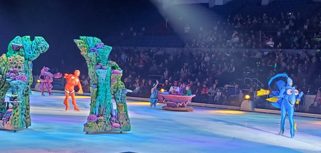 Finding Dory Disney On Ice presents Celebrate memories