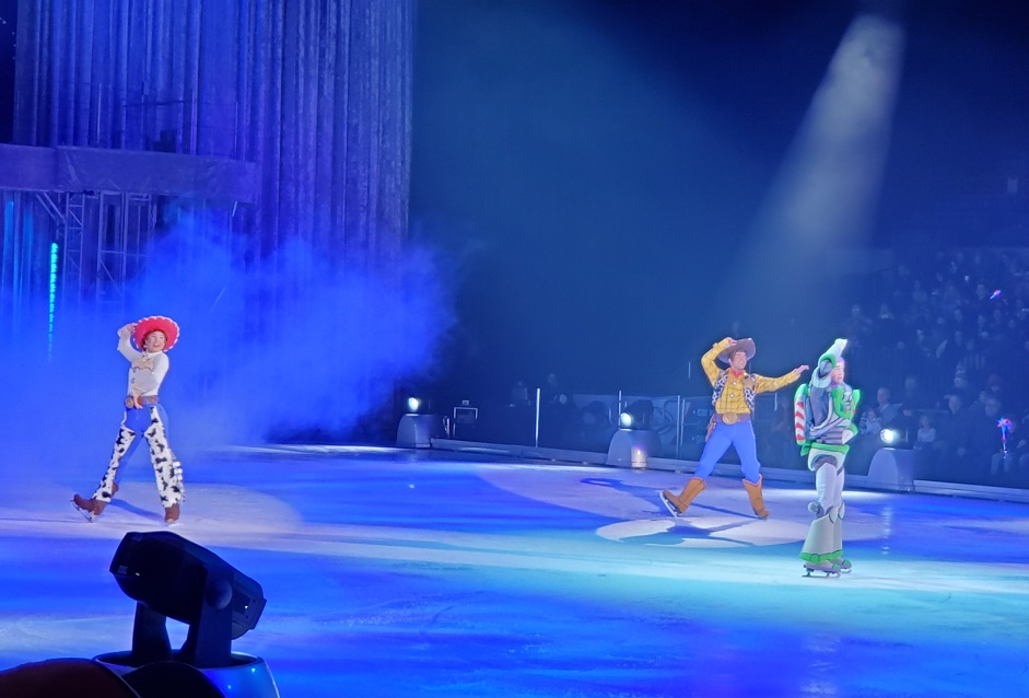 Toy Story Disney On Ice presents Celebrate memories