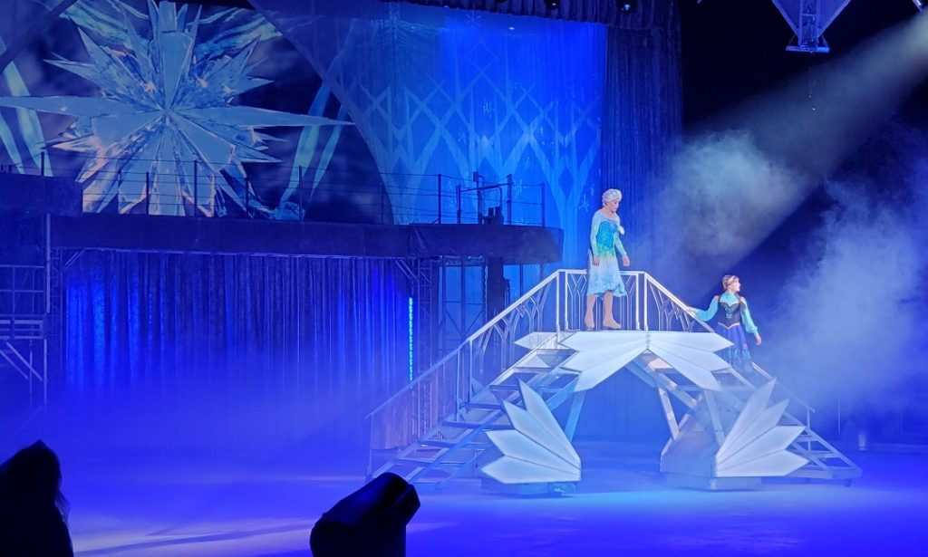 Frozen Disney On Ice presents Celebrate memories