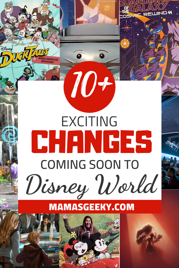 disney world changes 2020 2021