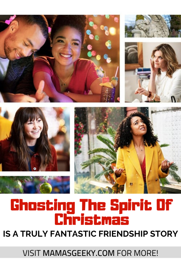 ghosting the spirit of christmas review