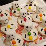 Holiday Cookie Decorating: Melted Snowman Sugar Cookies