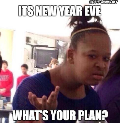 new years eve meme