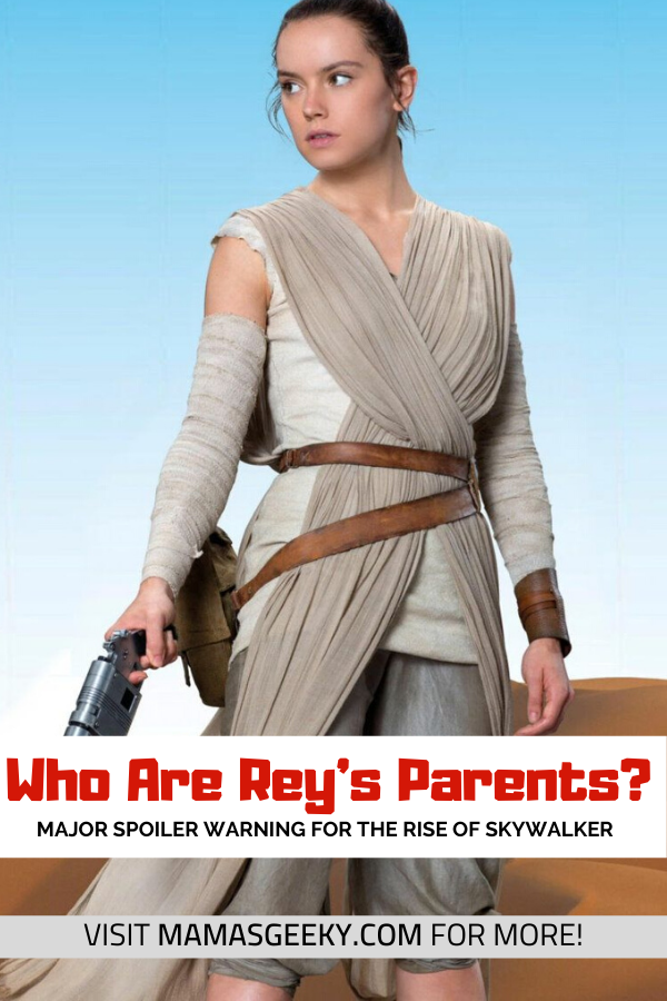 who are rey's parents