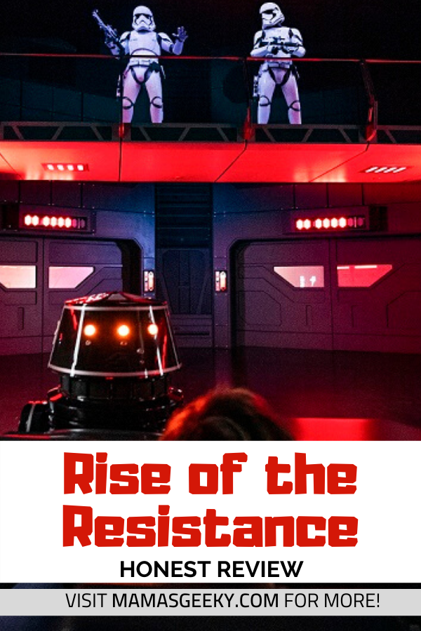 rise of the resistance review