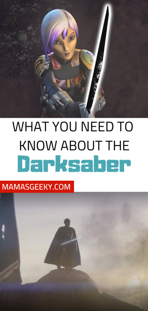 darksaber star wars