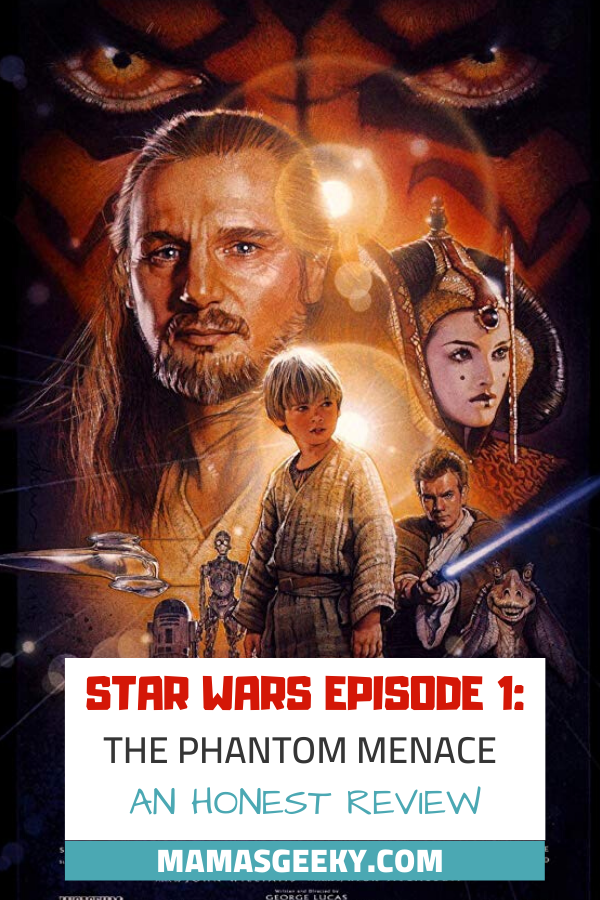 star wars episode 1 review