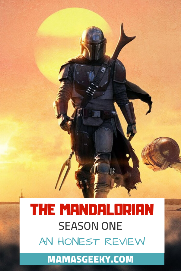 the mandalorian season one review
