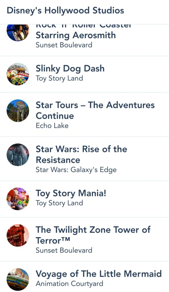 multiple experience fastpass