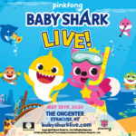 Baby Shark Live! Is Coming To The Oncenter in Syracuse