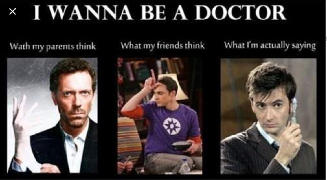 Doctor Who memes