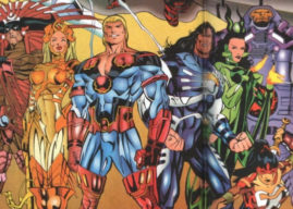 5 Eternals Comic Books To Read Before Heading To The Theater